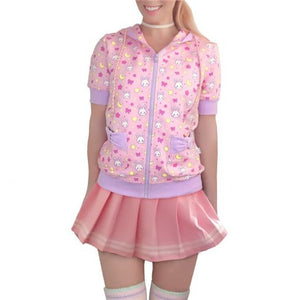 Usagi Moon Sweetheart Jacket MED - myabdlsupplies