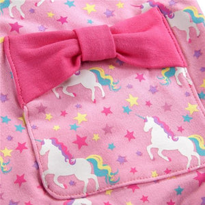 Unicorn Pattern Sweetheart Jacket MED - myabdlsupplies