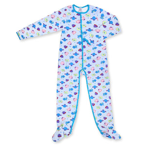 Lil Monster Jammies SML - myabdlsupplies