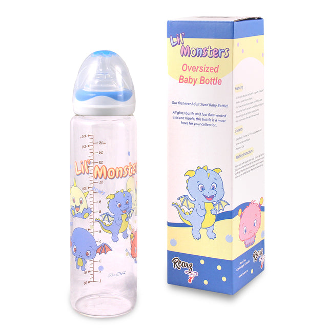 Rearz Adult Baby Bottle Lil' Monsters - myabdlsupplies