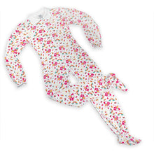 Lil Bella Adult Footed Jammies LRG - myabdlsupplies