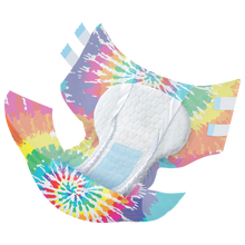NorthShore MEGAMAX TIE-DYE MEDIUM PACK - myabdlsupplies