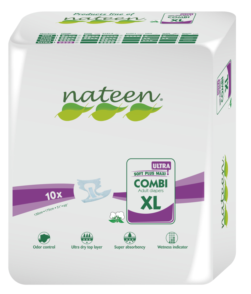 Nateen Ultra XL - myabdlsupplies