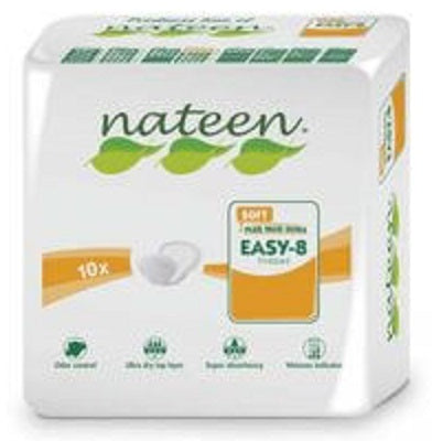 Nateen Booster Easy 8 Soft - myabdlsupplies