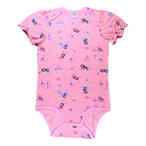 PRINCESS GIRLS ONESIE LRG