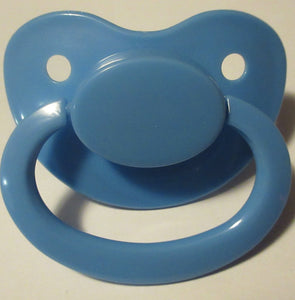 Light Blue Pacifier - myabdlsupplies