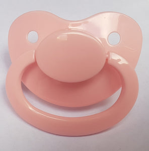 Light Pink Pacifier