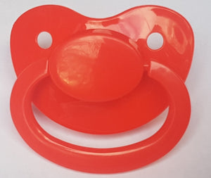 Red Pacifier - myabdlsupplies