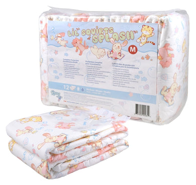 Rearz Lil Squirts Diapers - Splash V2 MED - myabdlsupplies