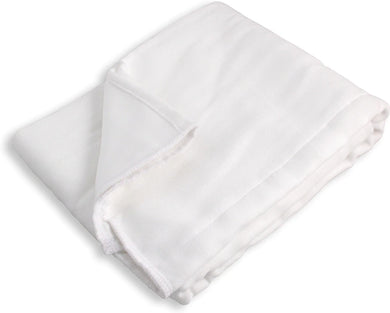 Adult Nighttime Prefold Diaper 2XL - myabdlsupplies
