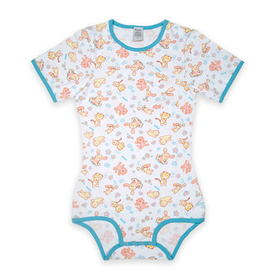 Splash Bodysuit Onesie with Pocket SML - myabdlsupplies