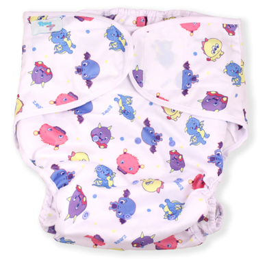Lil' Monsters Adult Diaper Wrap - myabdlsupplies