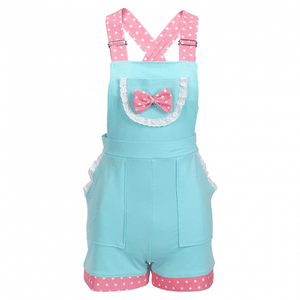 Little Darling Overalls SML - myabdlsupplies