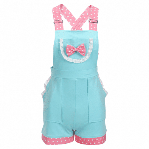 Little Darling Overalls 4XL - myabdlsupplies