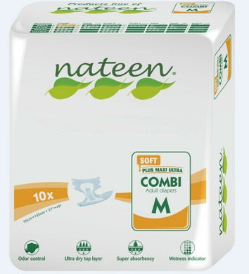 Nateen Super Soft M - myabdlsupplies