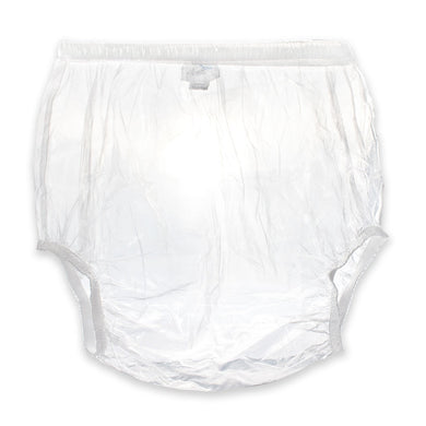 Crystal Clear High Gloss Waterproof Pant MED - myabdlsupplies