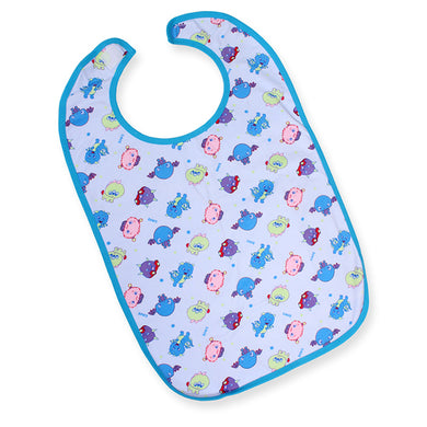 Lil Monsters Bib - myabdlsupplies