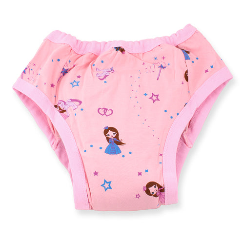 Princess Pink Training Pants M - myabdlsupplies