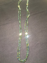 Metallic Double-String Waist Beads