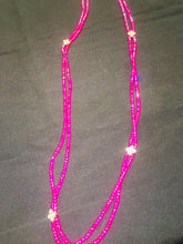 Translucent Double-String Waist Beads