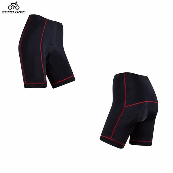 Summer Women's  Shorts With Gel Padded