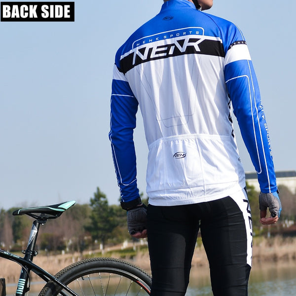 Jersey Set Long Sleeves Jackets