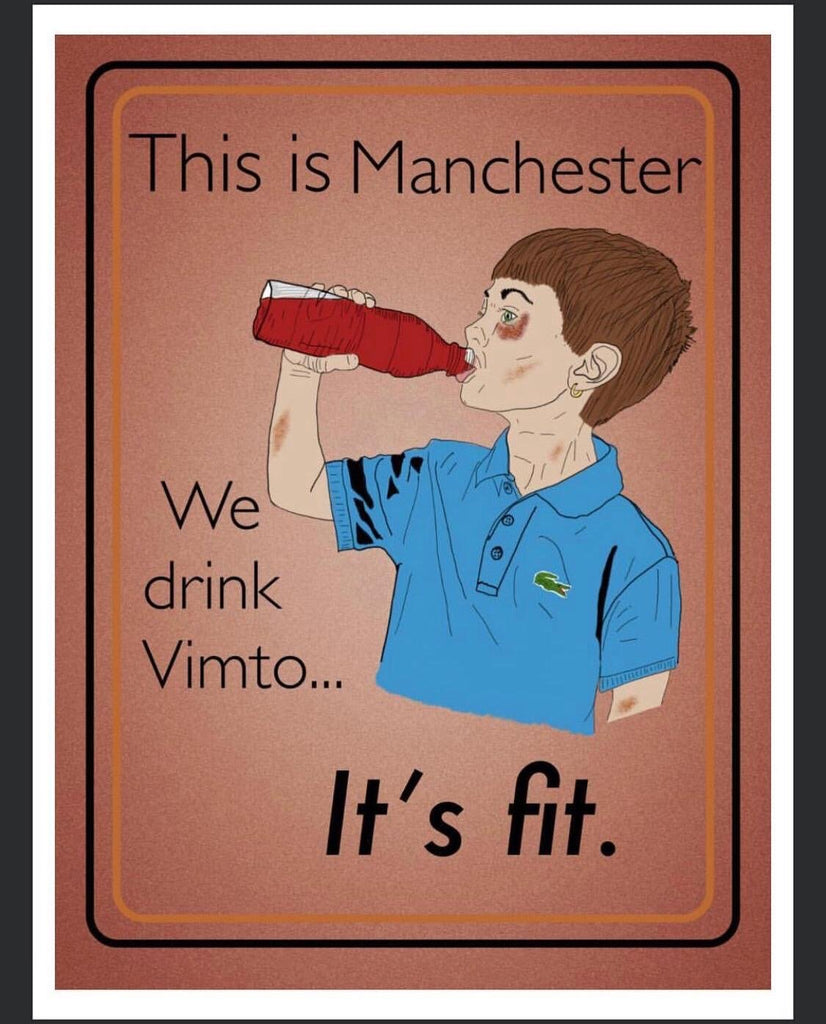 Mancs are going 'mad fer it' (Manchester art that is!)