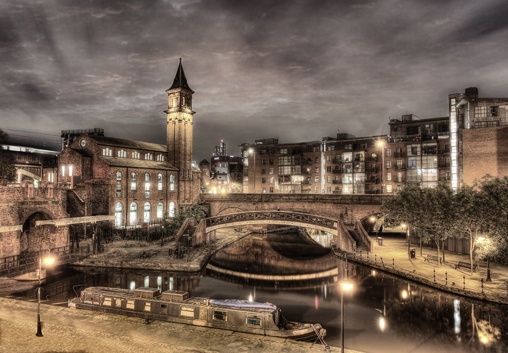 Castlefield Towards Deansgate