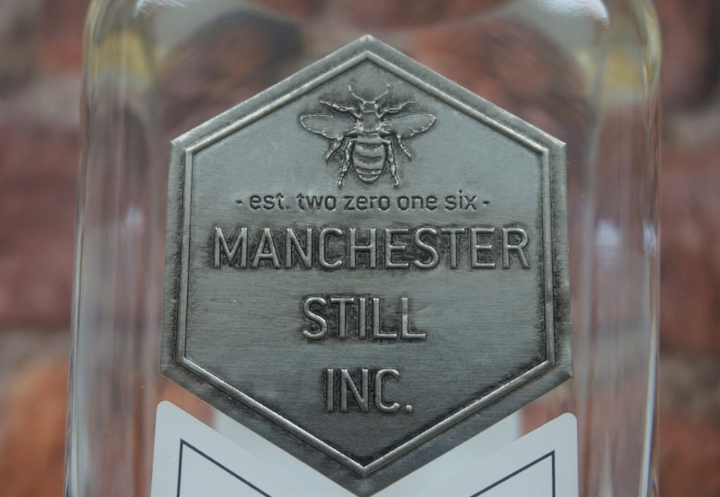 The Manchester Still - Faraday's Proof White Rum 70cl