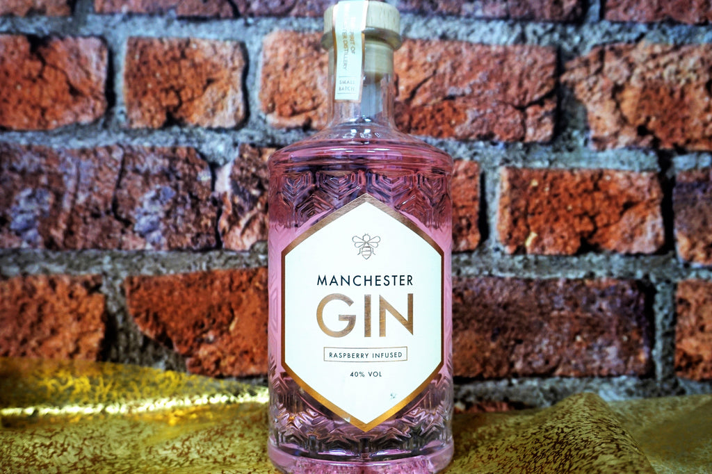 Manchester Gin - Raspberry Infused