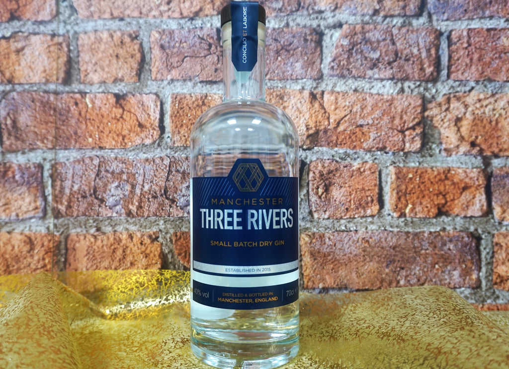 Three Rivers Gin - 70cl