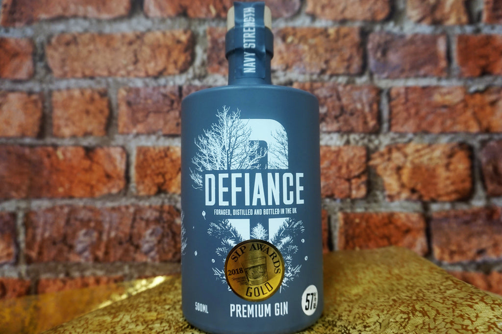 Defiance Gin - Navy Strength 57%