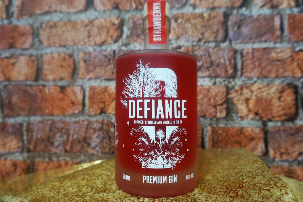 Defiance Gin - Strawberry