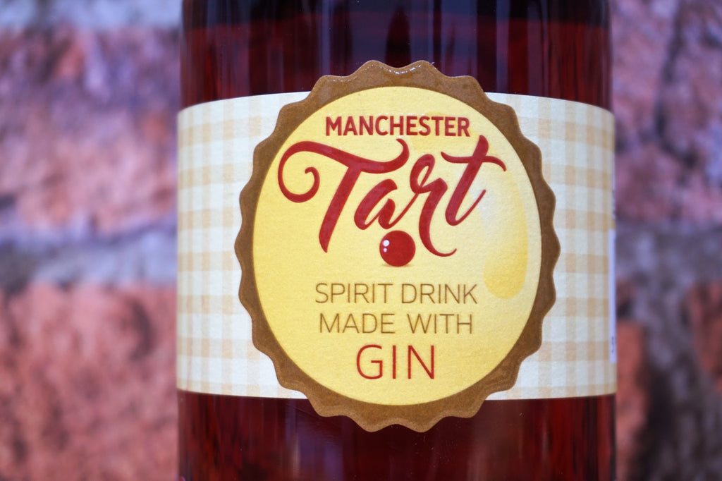 Gift Set - Manchester Tart Gin & Skyline Gin Glass