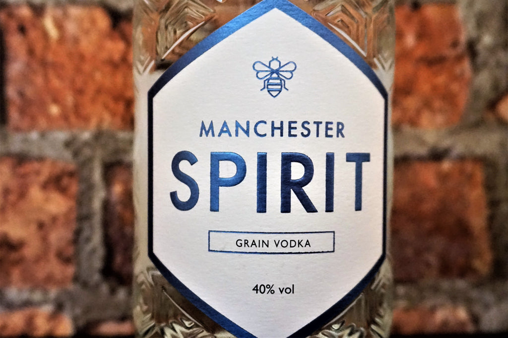 Manchester Spirit Vodka