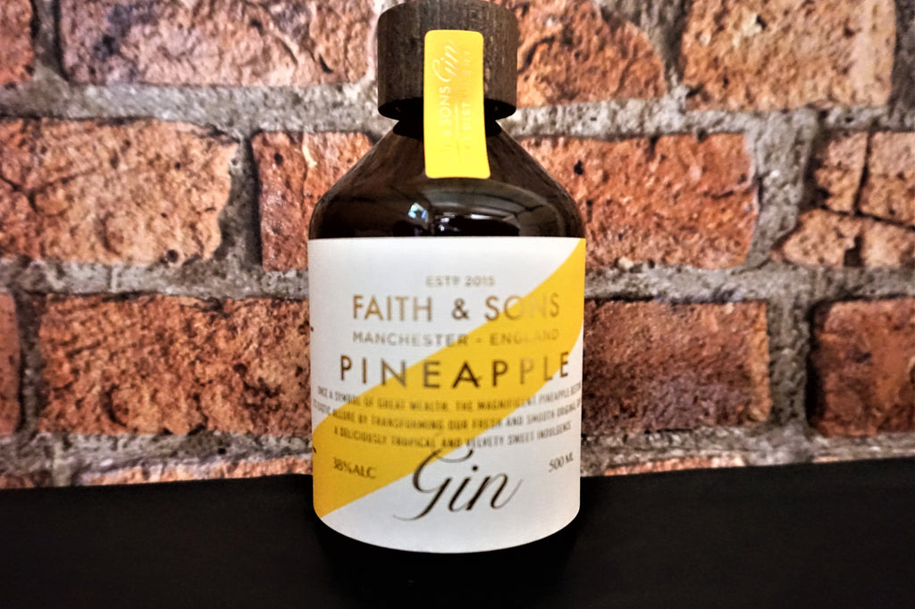 Faith & Sons Pineapple Gin