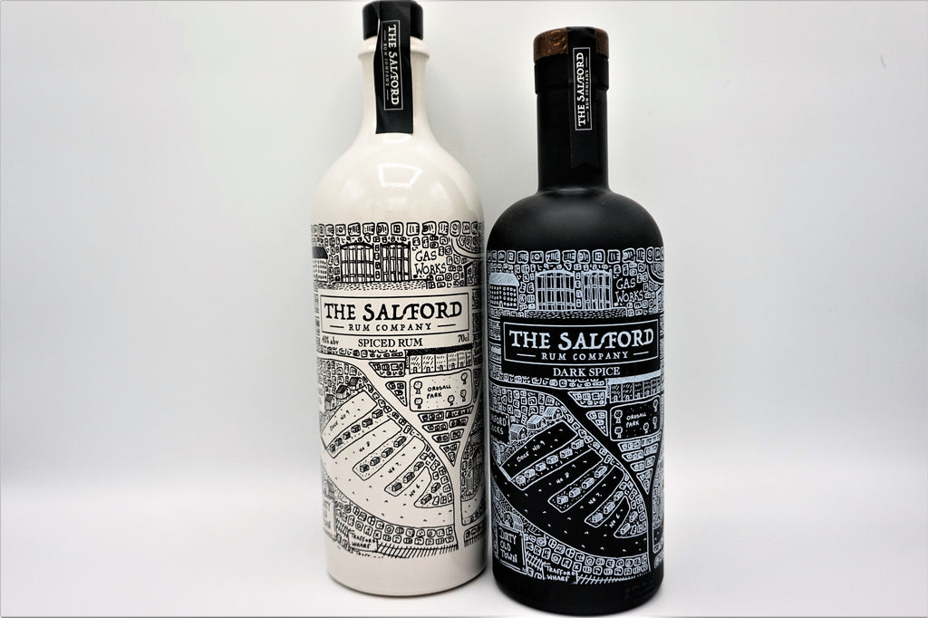 The Salford Rum Company 70cl Spiced Rum