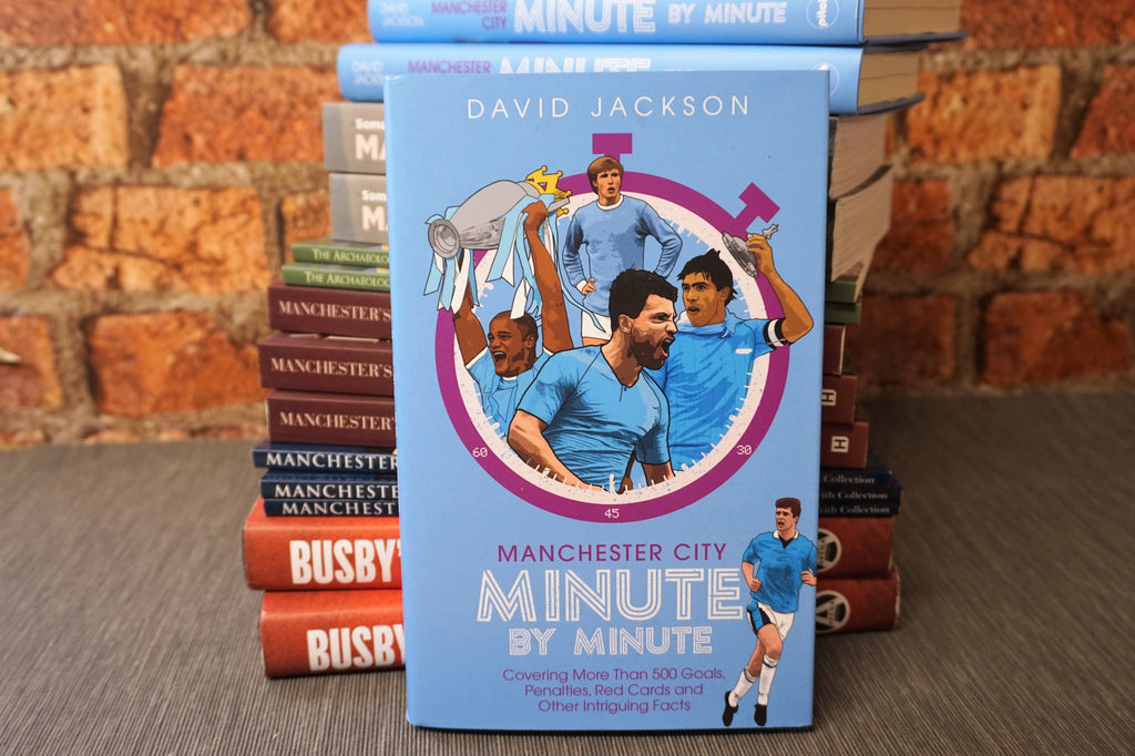 Manchester city - Minute by Minute