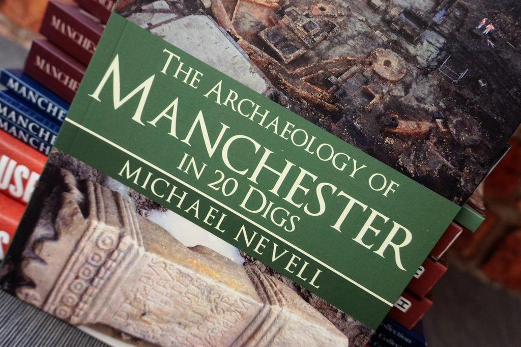 The Archaeology of Manchester in 20 digs