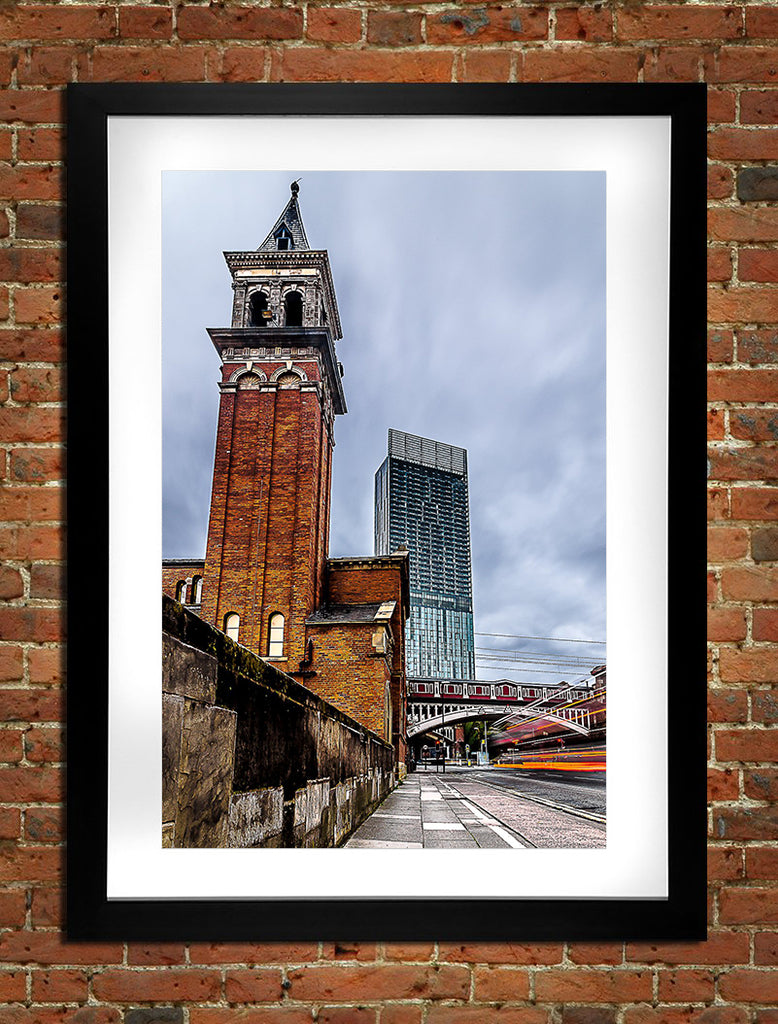 Deansgate into Town