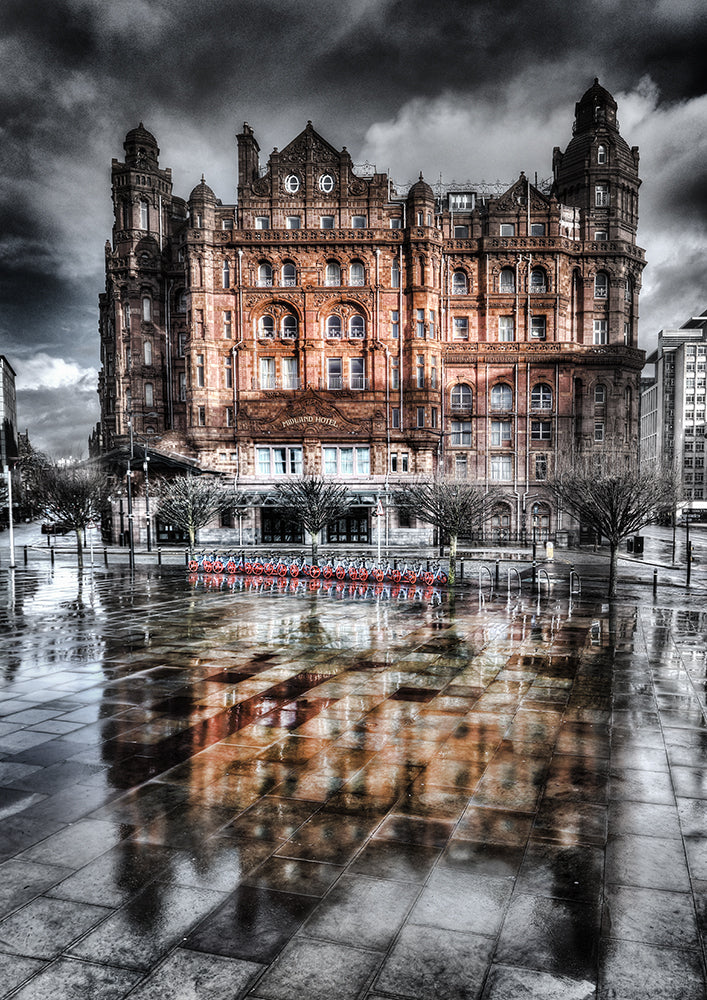 The Midland Hotel Reflection