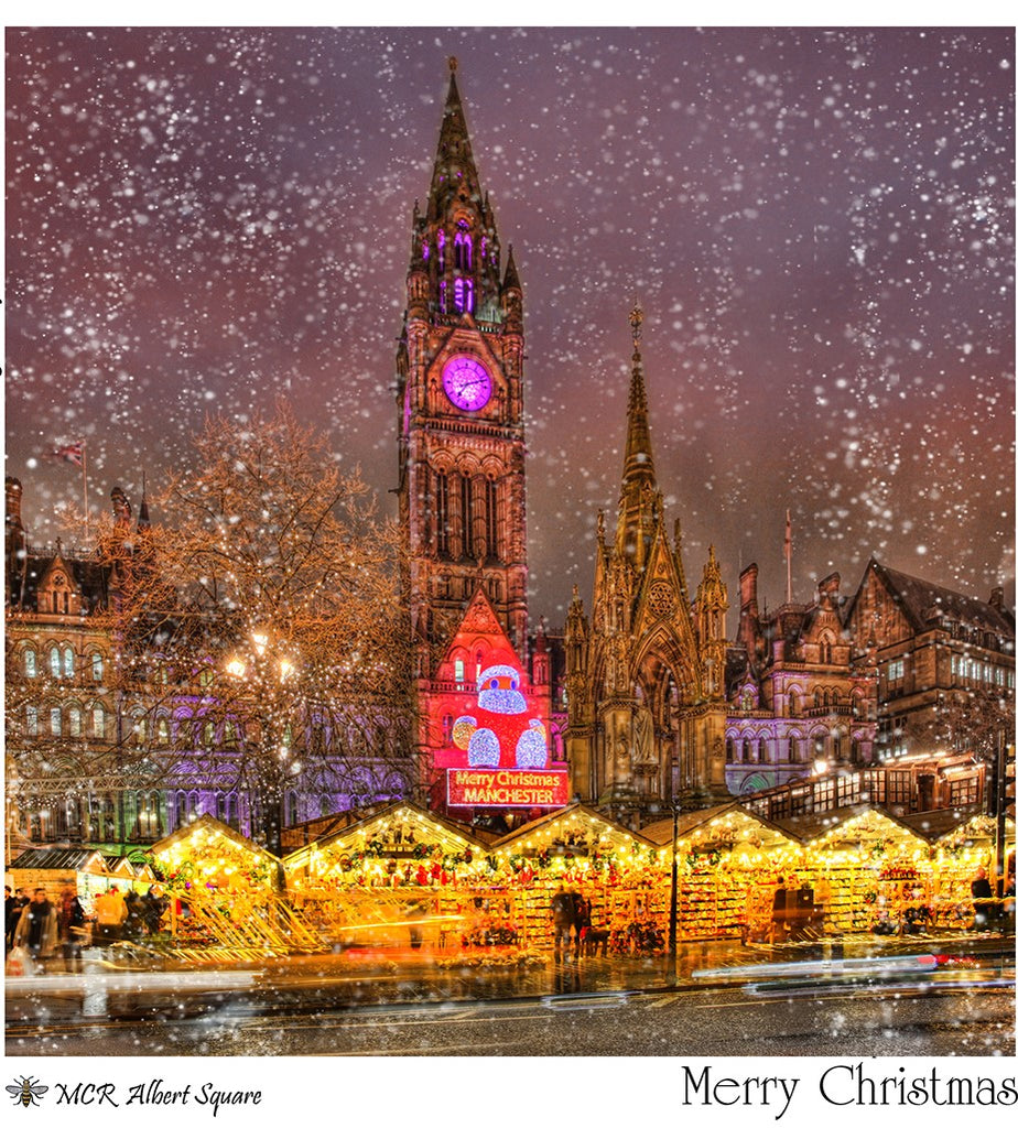 Christmas Cards - Albert Square