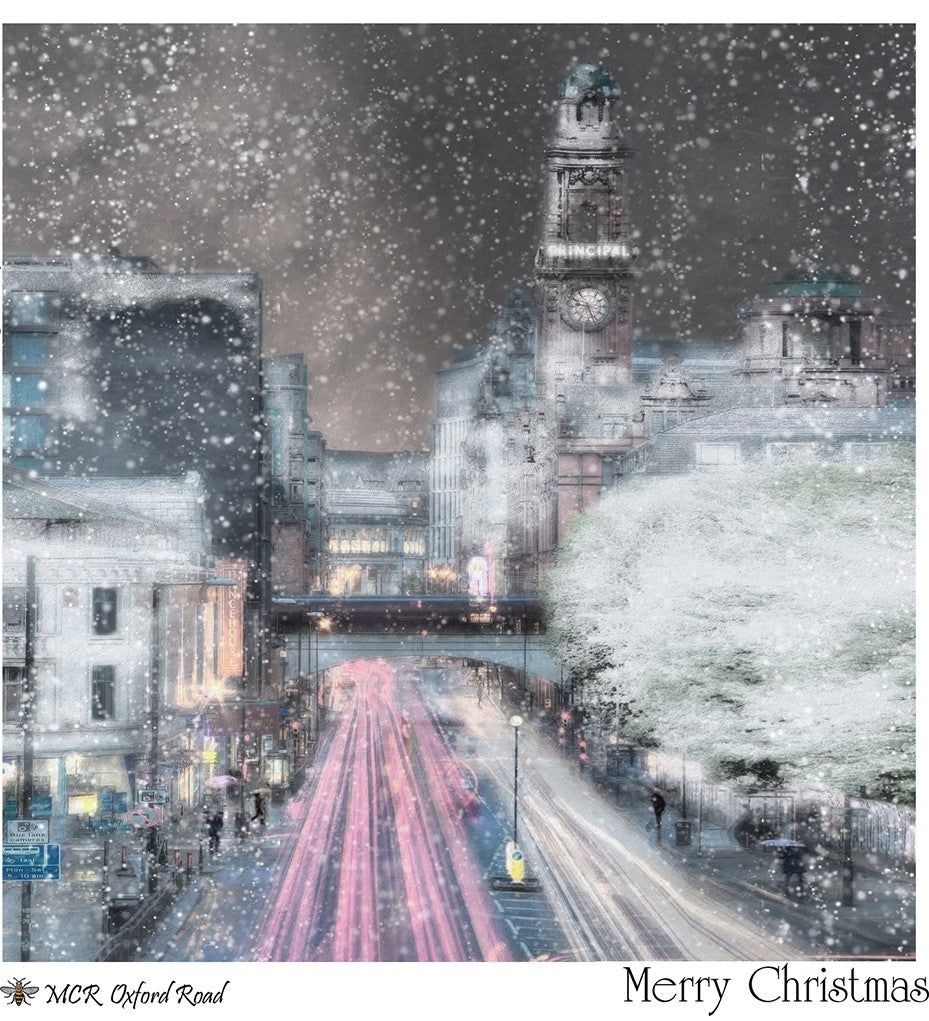 Christmas Cards - Oxford Road