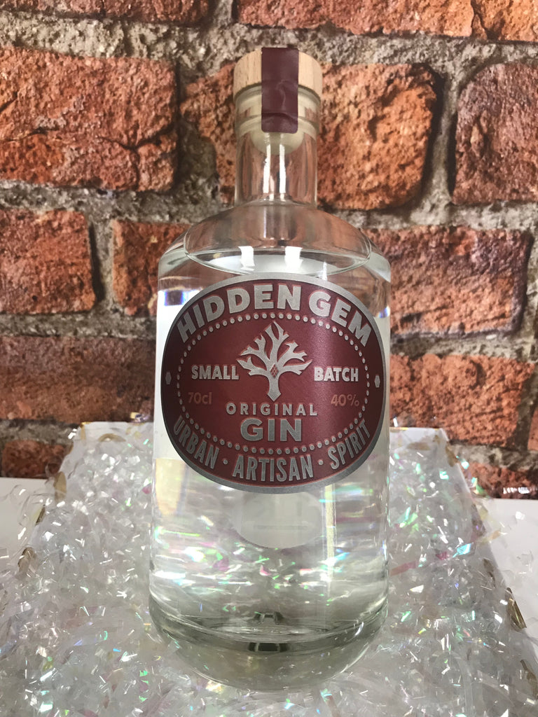 Hidden Gem Gin 70cl