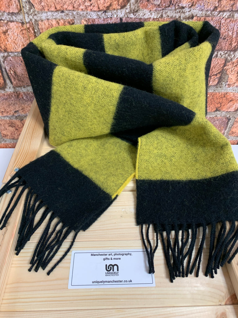 Lomax - Lambswool Scarf