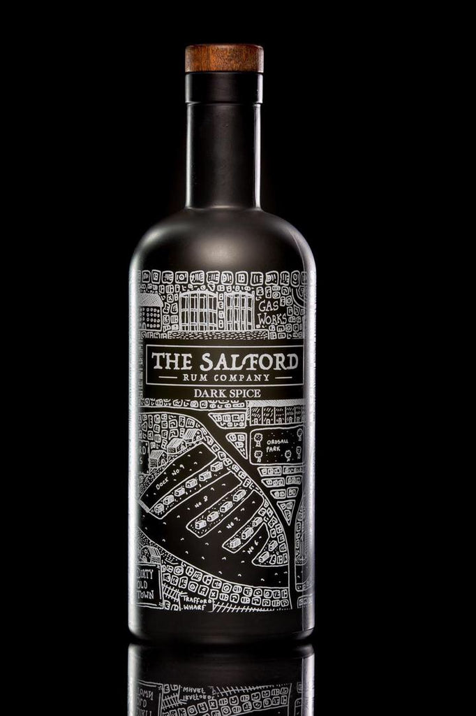 The Salford Rum Company Dark Spiced Rum