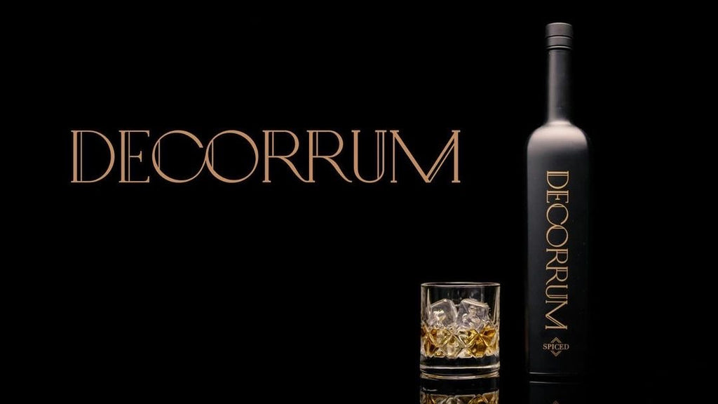 Decorrum - Premium Spiced Rum 70cl