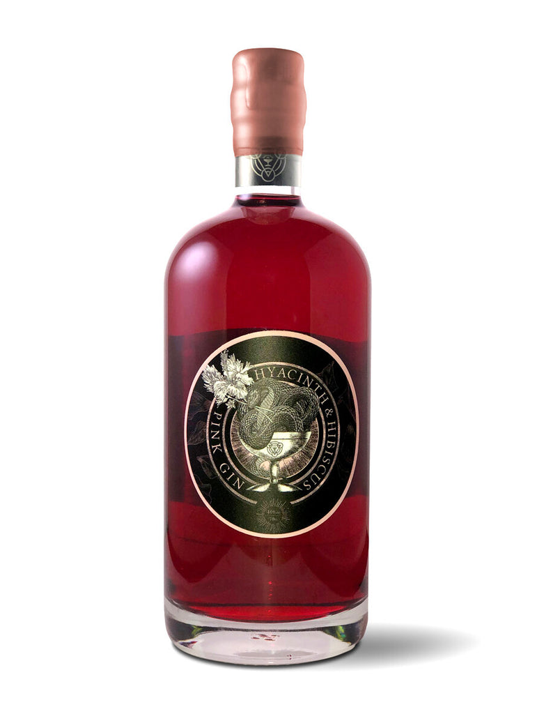 Hyacinth & Hibiscus Pink Gin 70cl