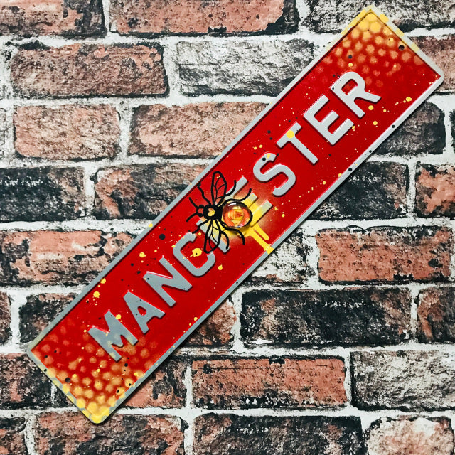 Street Signs - Manchester