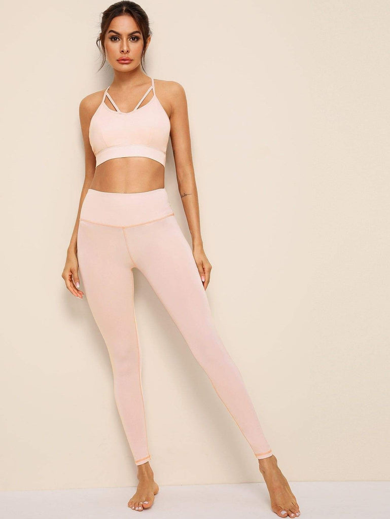 'Veronica' Activewear Set - Spasterfield
